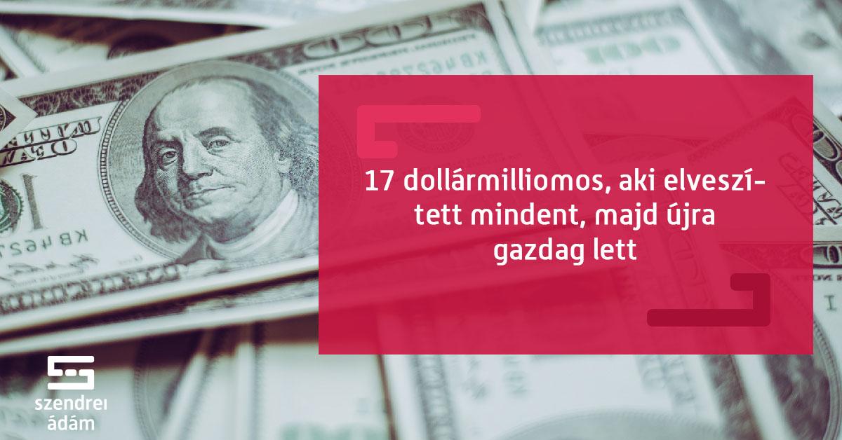 hogyan keresték meg a milliomosok az első pénzüket?)