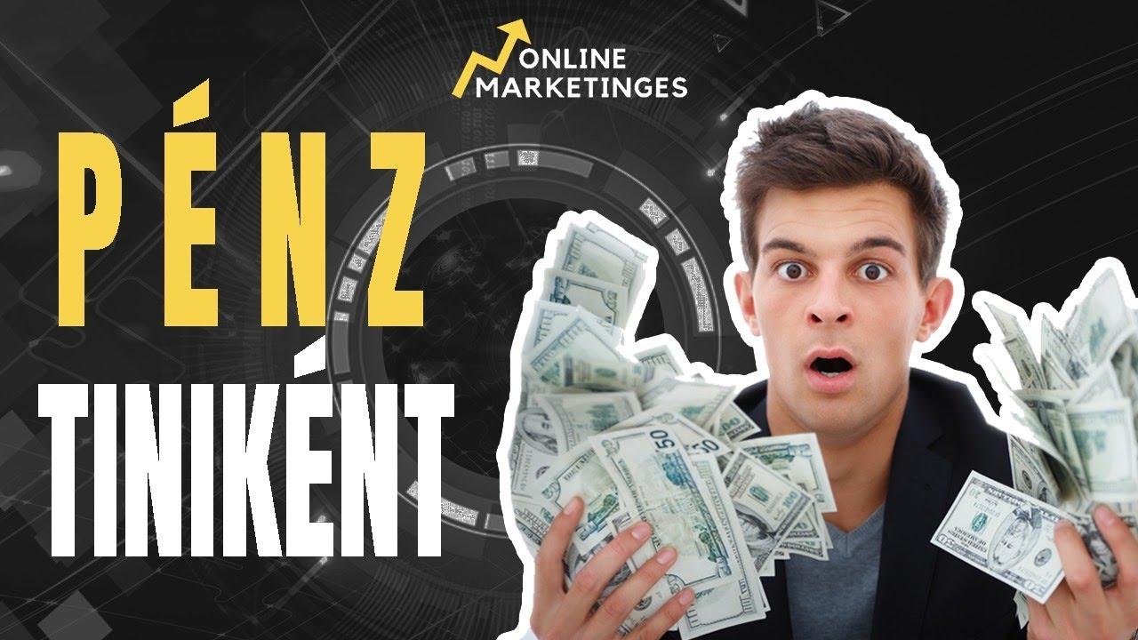 kkk pénzt keresni az interneten
