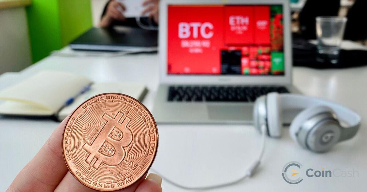 bitcoin ár érme piac