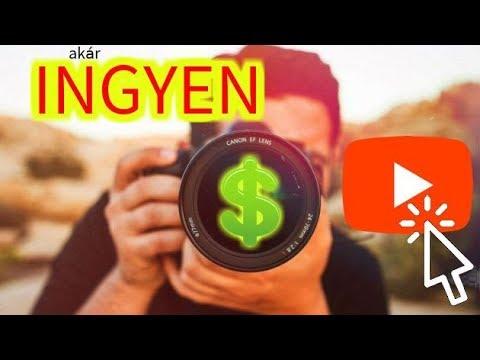 pénzt keresni az interneten egy boton)
