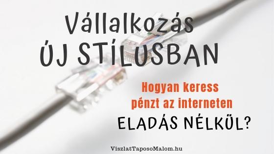 pénzt keresni az interneten kezdőknek)