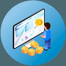 sokat keresni a bitcoin